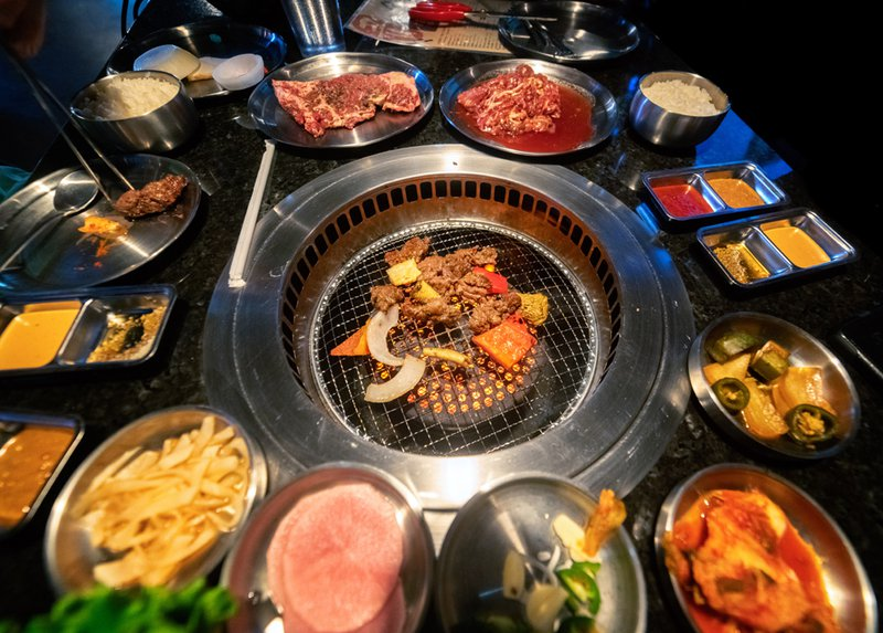 All New Korean Barbecue Restaurant Stone Age Korean
